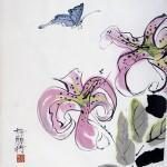 Collette Cumella - Lilies