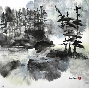 Susan Frame - Hiking Boundary Waters