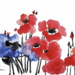 Susan Frame - Poppies