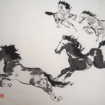 Susan Fredrickson - Dancing Horses