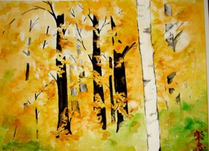 Karen LeQuia - Haleh's Forest For The Trees