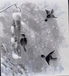 Don Marier - Snow Birds