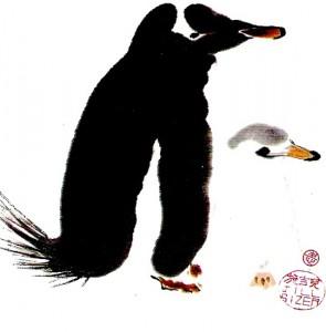 Jill Sizer - Penguin